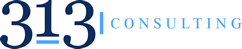 313 Consulting Logo